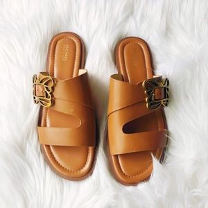 Michael Kors Butterfly Sandals ✨Brand New!🦋